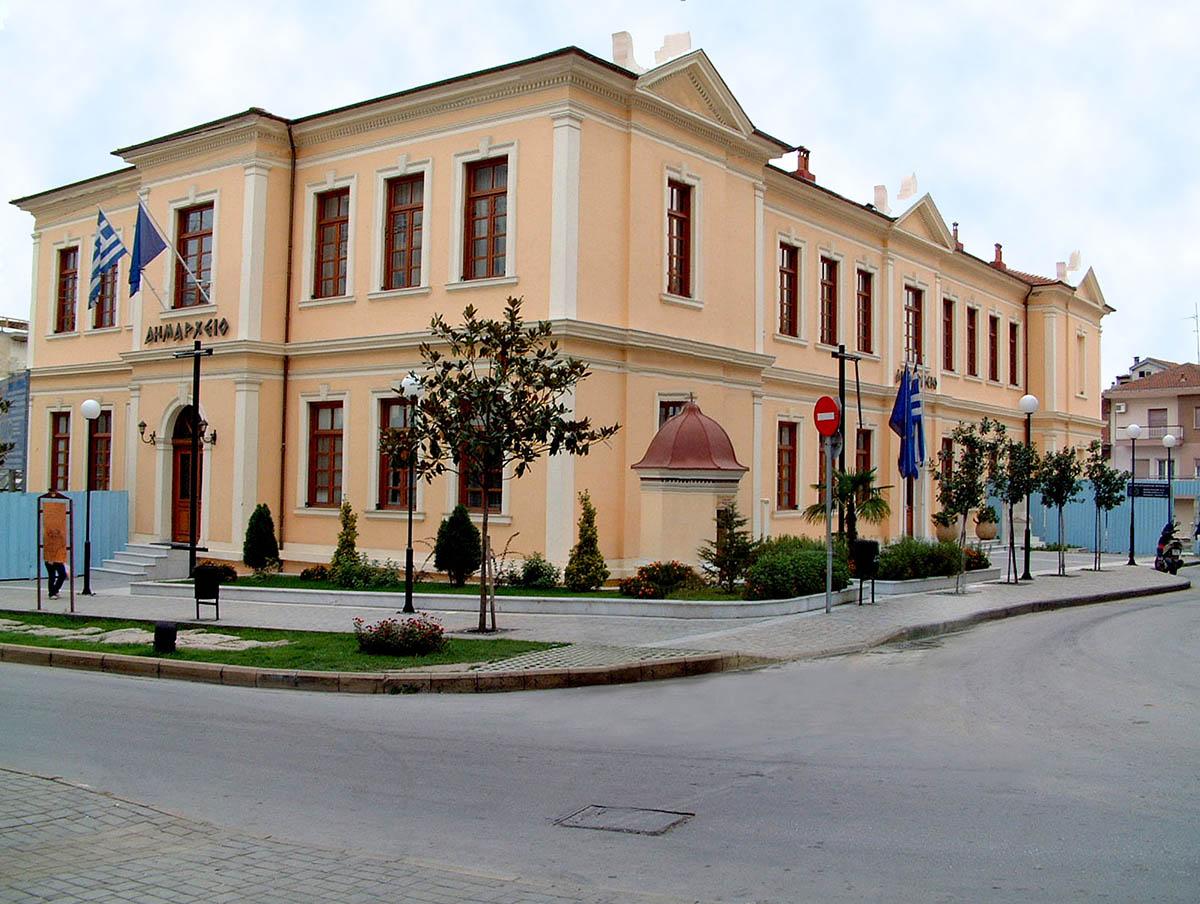 Image result for τμήμα Καθαριότητας του δήμου Βέροιας